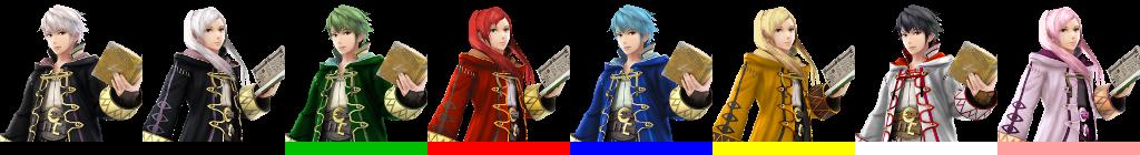 Robin (SSB4) - SmashWiki, the Super Smash Bros. wiki