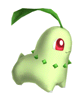 Brawl Sticker Chikorita (Pokemon series).png