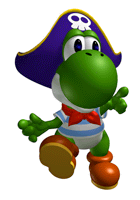 Brawl Sticker Yoshi (Mario Party 2).png