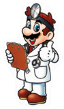 Brawl Sticker Dr. Mario (Nintendo Puzzle Collection).png