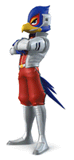Brawl Sticker Falco (Star Fox Command).png