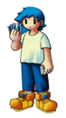 Brawl Sticker Hiroshi (Trade & Battle Card Hero).png