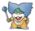 Brawl Sticker Ludwig von Koopa (Super Mario Bros. 3).png