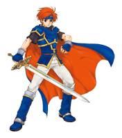 Brawl Sticker Roy (Fire Emblem The Binding Blade).png