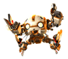 Brawl Sticker Seal Head (Custom Robo BR).png