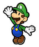Brawl Sticker Luigi (Super Paper Mario).png
