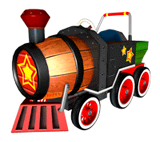 Brawl Sticker Barrel Train (Mario Kart DD!!).png