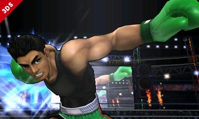 [Discussão] Super Smash Bros. for Wii U/3DS SSB4_-_Little_Mac_Screen-9