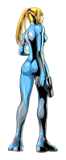 Brawl Sticker Zero Suit Samus (Metroid Zero Mission).png