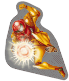 Brawl Sticker Samus (Metroid).png