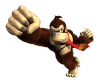 Brawl Sticker Donkey Kong (DK Jungle Beat).png
