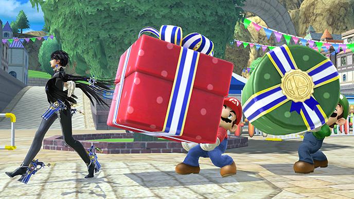Super Smash Bros. / Funny - TV Tropes