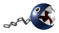 Brawl Sticker Chain Chomp (Mario Party 8).png