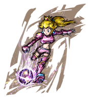 Brawl Sticker Peach (Mario Strikers Charged).png