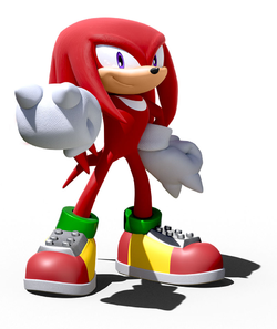 Knuckles The Echidna Smashwiki The Super Smash Bros Wiki