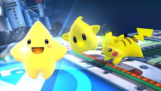 [Discussão] Super Smash Bros. for Wii U/3DS 640px-StarfyLumaPikachu