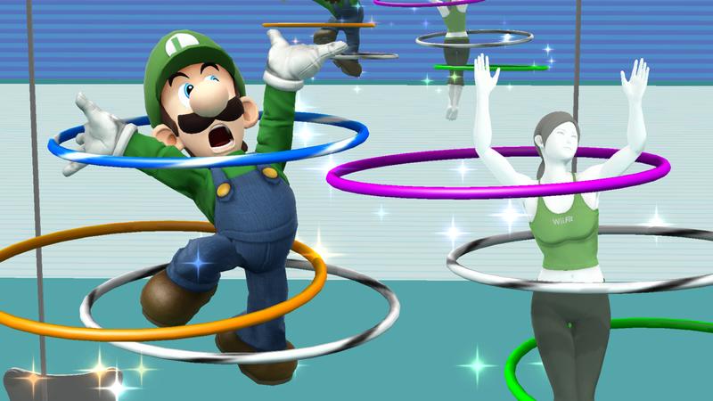 File:SSB4-Wii U Congratulations Classic Luigi.png