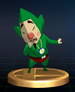 Tingle - Brawl Trophy.png