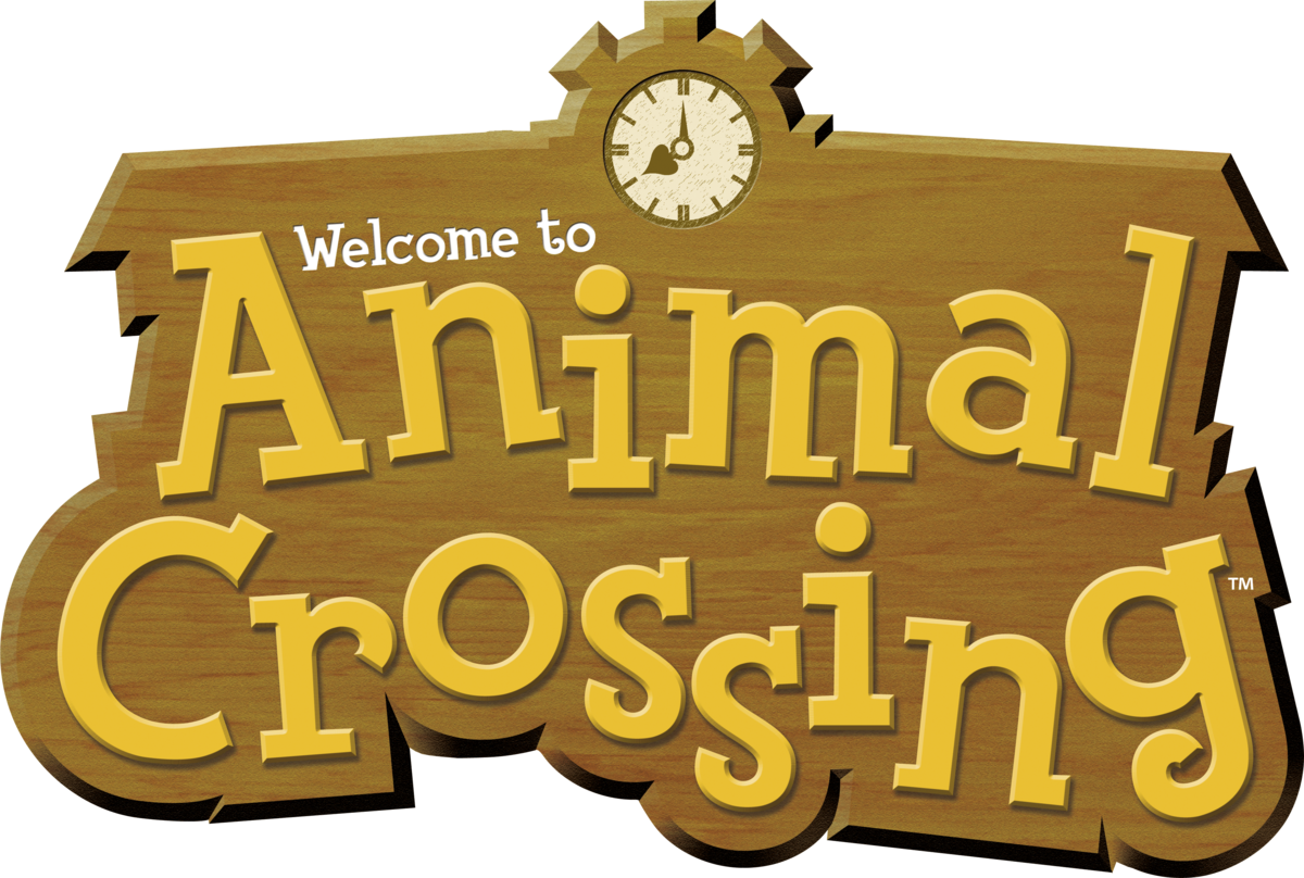 animal crossing leaf logo svg