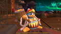 King Dedede Idle Pose 1 Brawl.png