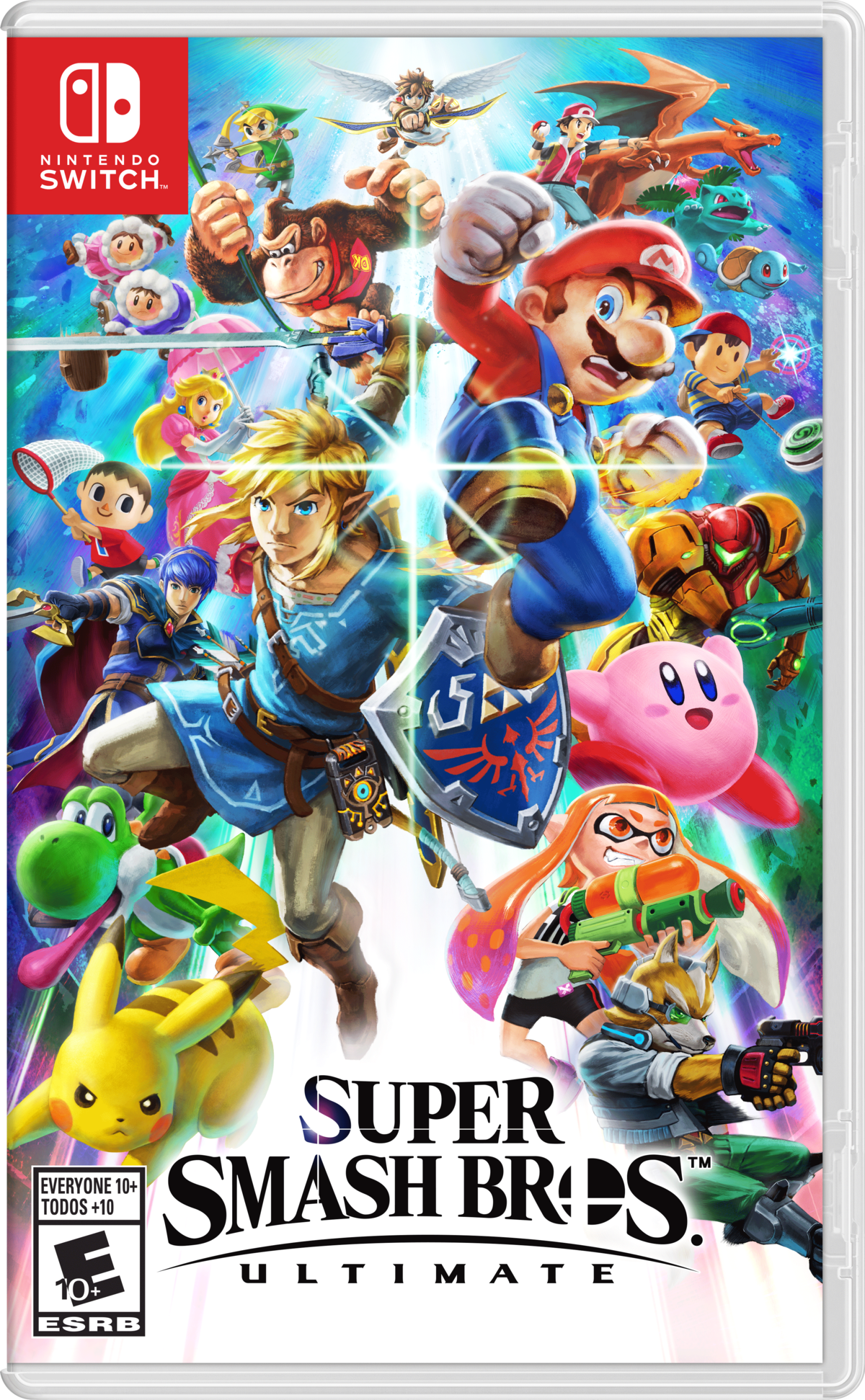 Super Smash Bros  Ultimate - SmashWiki, the Super Smash Bros