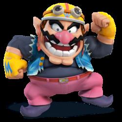 Smash Bros 250px-Wario_SSB4