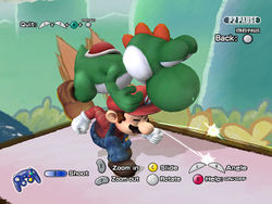 Pause - SmashWiki, the Super Smash Bros. wiki
