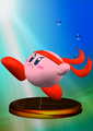 Fighter Kirby Trophy Melee.png