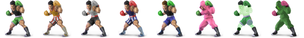 Little Mac Moves