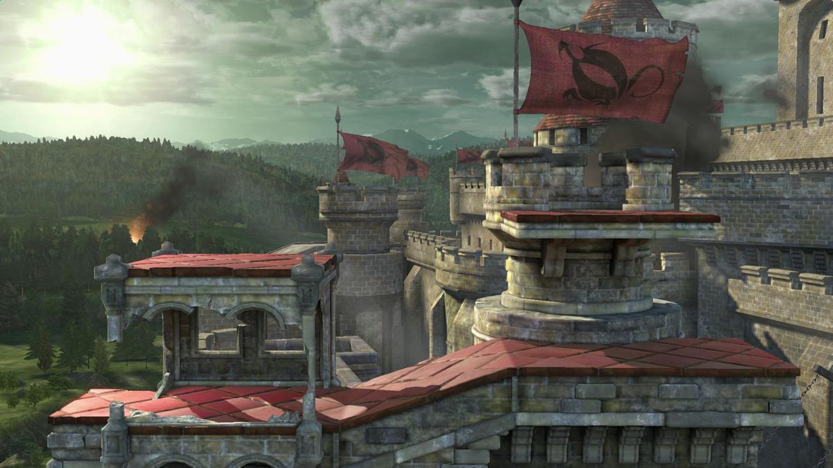 Castle Siege - SmashWiki, the Super Smash Bros. wiki