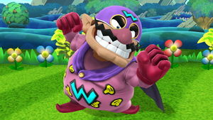 Alternate outfits I would like to see in Super Smash Bros Ultimate  300px-WarioFinalSmash-Smash4WiiU