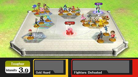 Classic Mode Ssb4 Wii U Smashwiki The Super Smash Bros Wiki