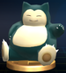 Snorlax - Brawl Trophy.png