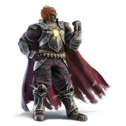 Ganondorf Ssb4 Smashwiki The Super Smash Bros Wiki