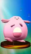 Chansey Trophy Melee.png