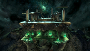 Spear Pillar - SmashWiki, the Super Smash Bros  wiki