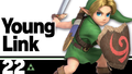 SSBU Young Link Number.png