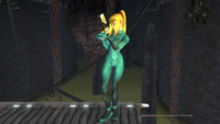 Zero Suit Samus Idle Pose 1 Brawl.png