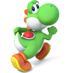 Yoshi Ssb4 Smashwiki The Super Smash Bros Wiki