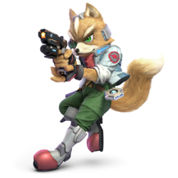 Fox (SSBU) - SmashWiki, the Super Smash Bros  wiki