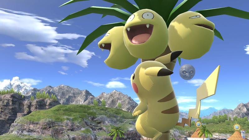 File:SSBU Congratulations Pikachu.png