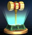 Golden Hammer - Brawl Trophy.png