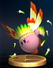 Wing Kirby - Brawl Trophy.png
