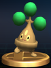 Bonsly - Brawl Trophy.png