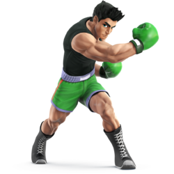 Let's take a closer look at what Little Mac has to offer in the new Smash Bros.