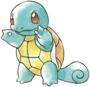 how to get squirtle in pokemon yellow