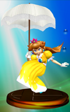 Peach Trophy (Smash 2).png