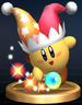 Beam Kirby - Brawl Trophy.png
