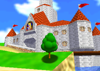Peach S Castle Smashwiki The Super Smash Bros Wiki