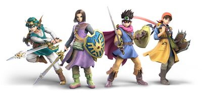 Hero Smashwiki The Super Smash Bros Wiki